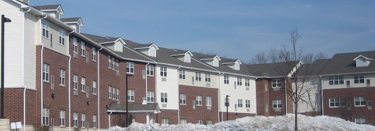 Assisted living community project after fire systems installation in Batavia